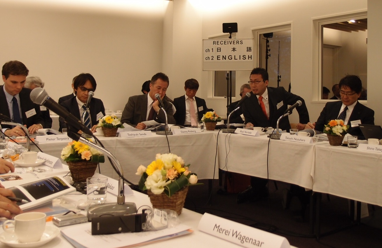 "Embassy of the Kingdom of the Netherlands ""Health Care Round Table 2011"""