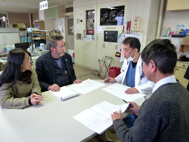 Conference on Providing Ongoing Support to the Disaster Areas in Yamada Town, Iwate Prefecture