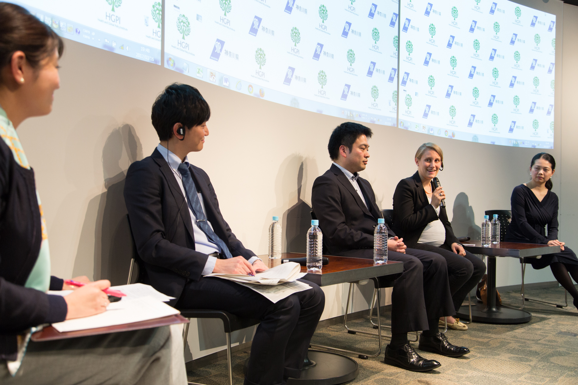 (Event Report) Kanagawa Medical Innovation School: Evening Seminar - Global Health Experts to Lead Health Innovations - (March 16, 2017)