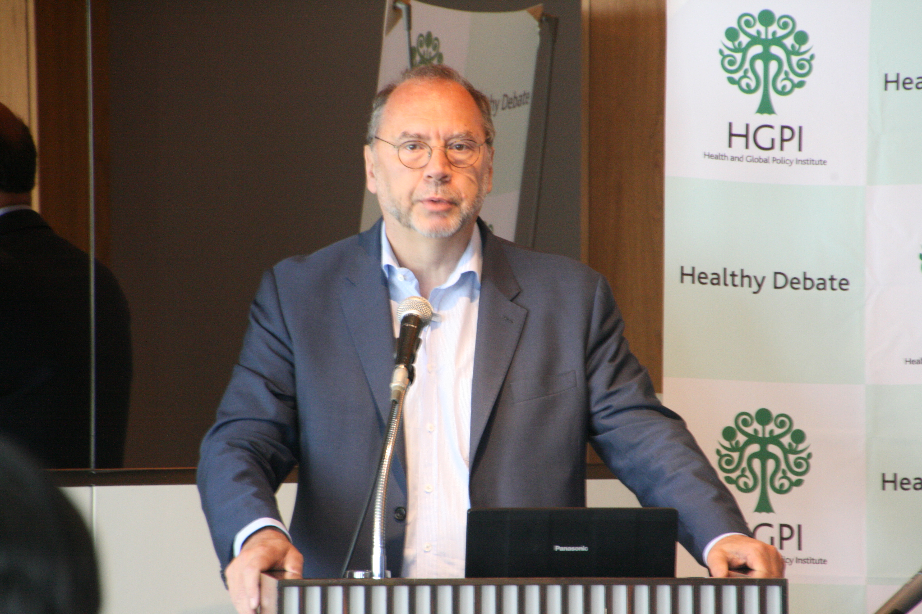 (Event Report) 29th Special Breakfast Meeting featuring Dr. Peter Piot on Local Responses to Global Health Issues